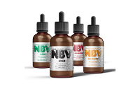 40ml NBV MALLORY High VG 3mg eLiquid (With Nicotine, Very Low) image 1