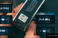 AVATAR FX Mini 40W TC (Stainless) image 7