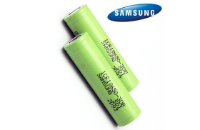 Samsung ICR18650-30B 3000mAh 3.7v Rechargeable Battery (Flat Top) image 1
