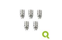 5x AVATAR Q18 / Q25 Atomizer Heads (1Ω) image 1