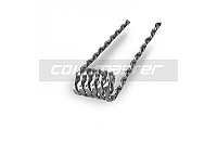 60x COIL MASTER Pre-Built Flat Twisted Kanthal Coils (0.36Ω) image 3