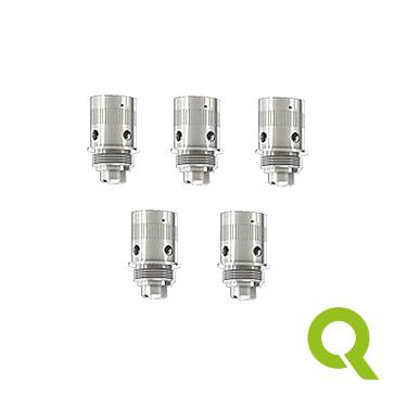 5x AVATAR Q18 / Q25 Atomizer Heads (1Ω)