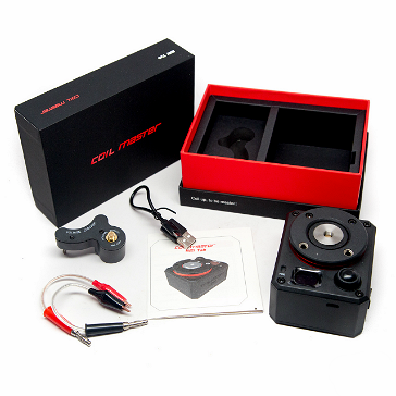 COIL MASTER 521 Tab Professional Ohm Meter